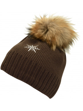 Bobble hat Foxy