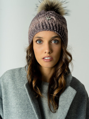 Bobble hat Triora