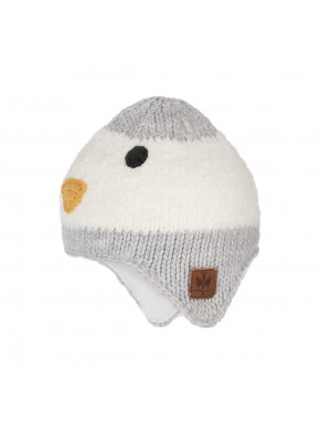 Pipolaki Happini Baby Hat, full fleece lining