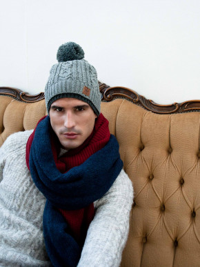 Pipolaki Ibrum Men Bobble Hat