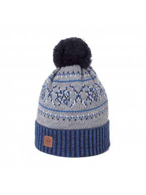 Pipolaki Lahti Men Bobble Hat
