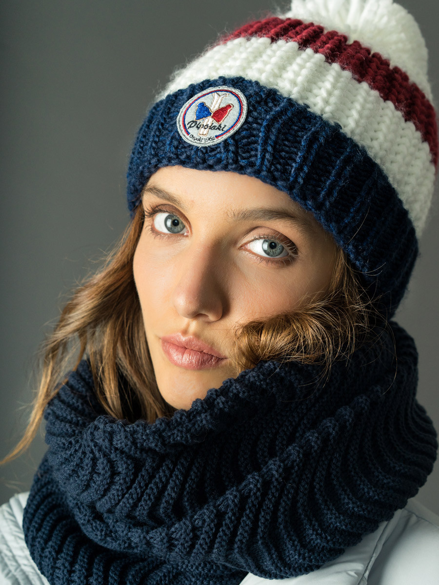 Pipolaki Rocan Women Bobble Hat