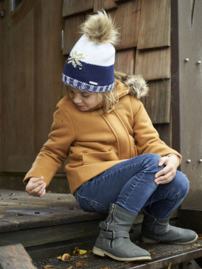 Pipolaki Stella Girl Bobble Hat