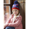Pipolaki Nova Girl Bobble Hat