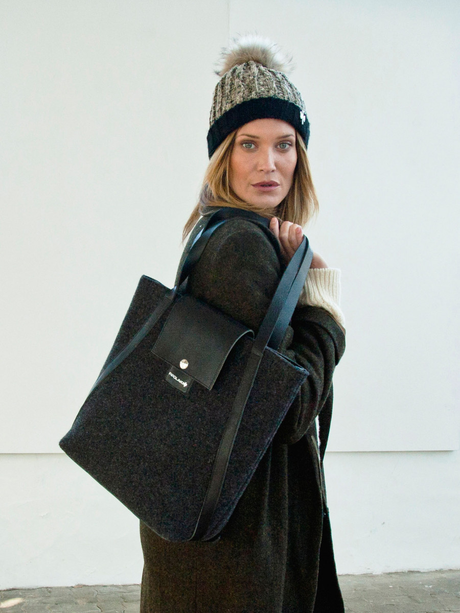 Hand bag Biarritz made in France