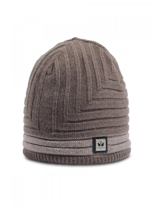 Pipolaki Milo men hat, merino wool and cashemere, made in Italy